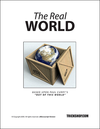 The Real World - Out of This World