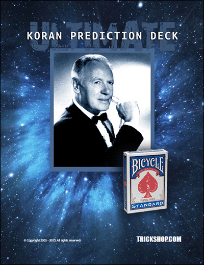Ultimate Al Koran Prediction Deck
