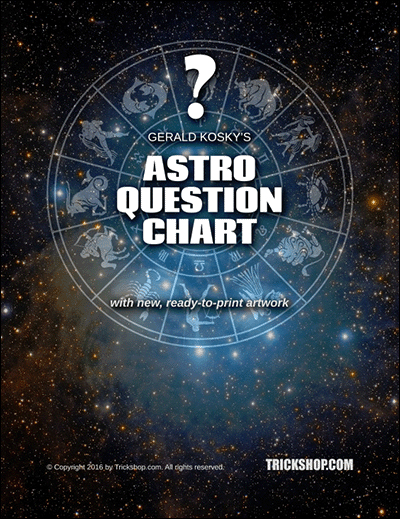 Astro Question Chart