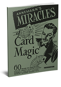 Annemann Miracle Card Tricks