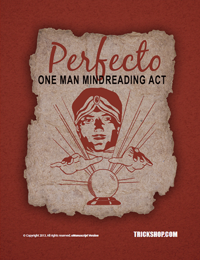 Perfecto One Man Mindreading Act